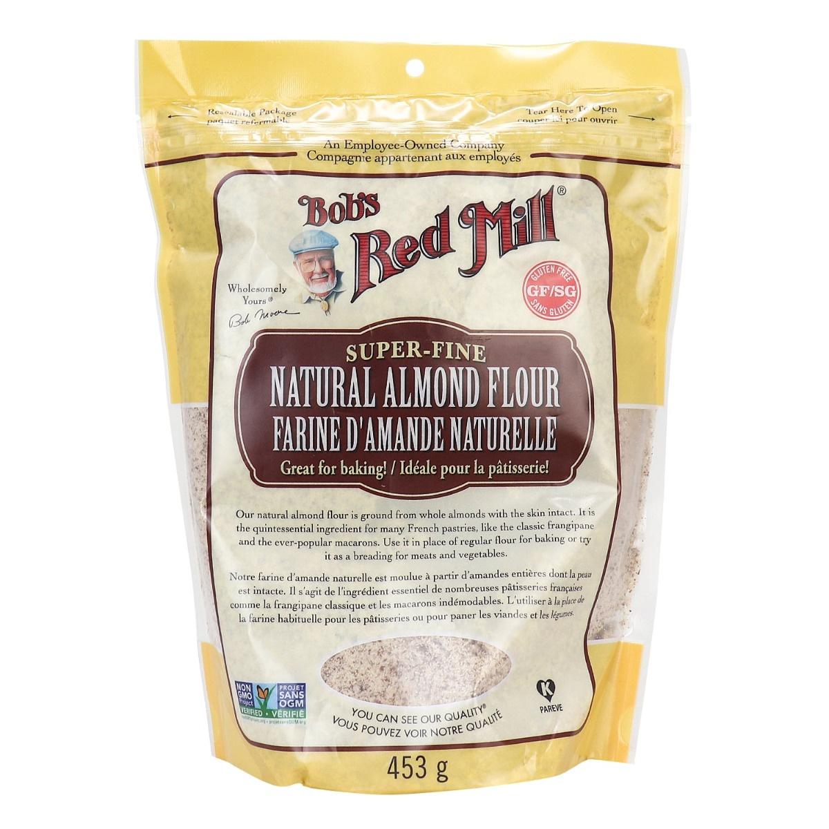 Bob's Red Mill Super Fine Natural Almond Flour in Canada
