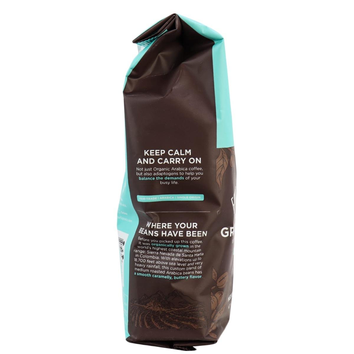 Four Sigmatic Organic Adaptogen Ground Coffee with Ashwagandha Balance Medium Roast in Canada ...